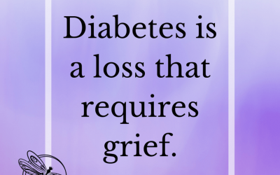 Diabetes is a Loss that Requires Grief