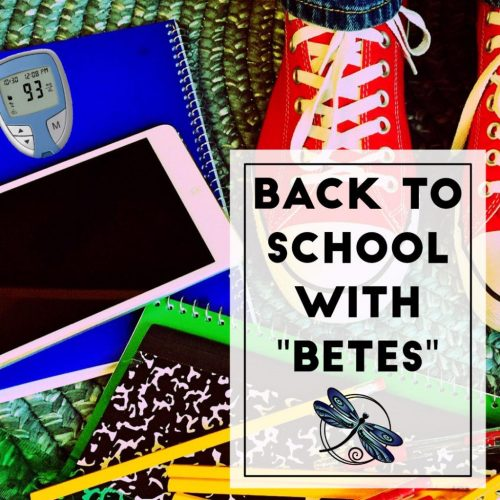 "Back to school with ""Betes"""
