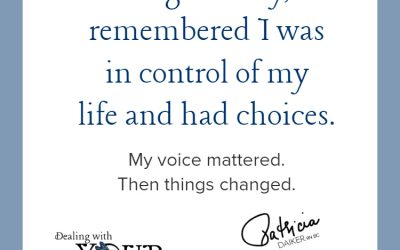 Diabetes Inspiration: You have a VOICE