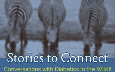 Stories to Connect: Conversations with Diabetics In the Wild