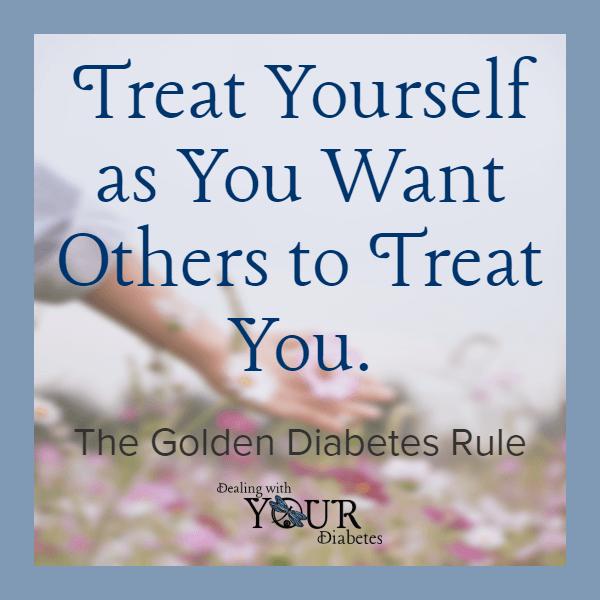 Diabetes Golden Rule