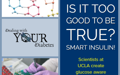 Newsy Tuesday: Is it too good to be true?  Smart Insulin!