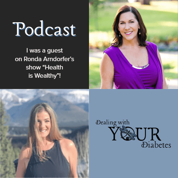 Podcast with Ronda Arndorfer