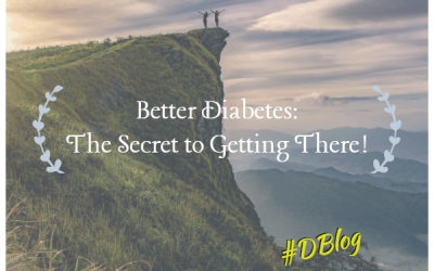 Better Diabetes: The Secret to Getting There!