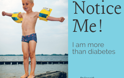 Notice me! I am more than Diabetes.