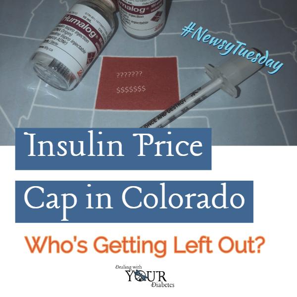 Insulin Price Cap