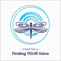 Chapter 5: Finding YOUR Voice