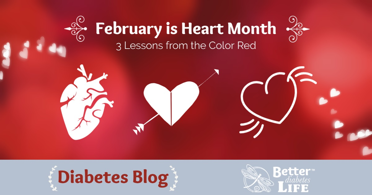 Red for Heart Month – 3 Lessons from the Color Red